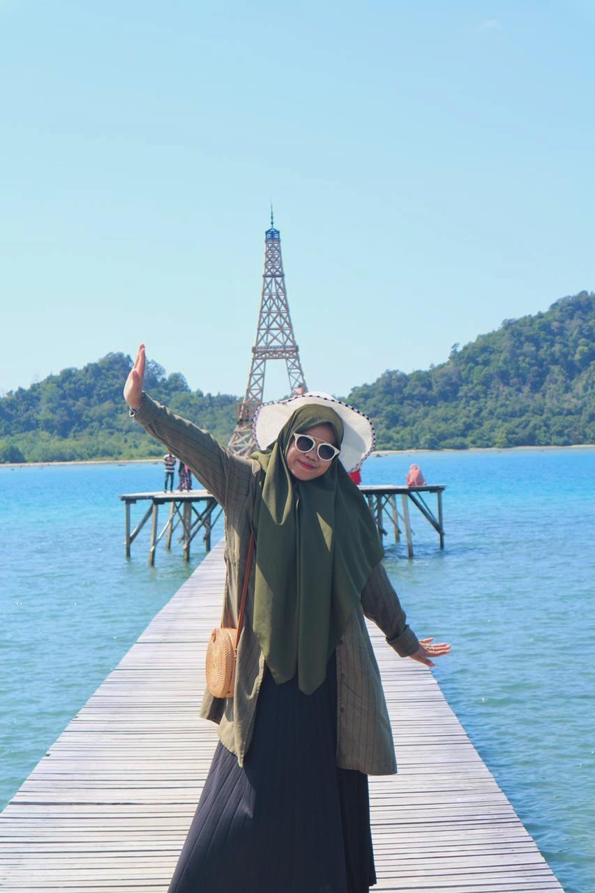 Tak Perlu Ke Paris Wisata Menara Eiffel Kini Ada Di Aceh Jak Wisata