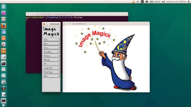 πρόγραμμα ανοικτού κώδικα για επεξεργασία εικόνας
