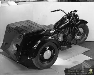 Harley Servi-Car Powered by an XA Drivetrain - The Panhead ... on
