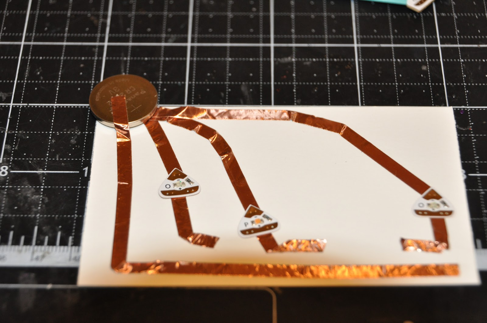 Nancy Keslin Designs Chibitronics Meets My Favorite Things