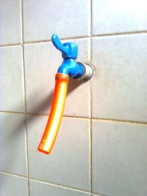 Cara Sederhana Membuat Kran Air Lebih Nyaman Digunakan