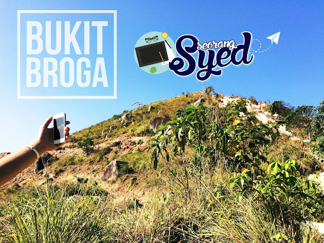 Bukit Broga : Bukit yang menarik untuk pendaki