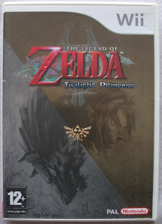 The Legend of Zelda - Twilight Princess - Caja delante