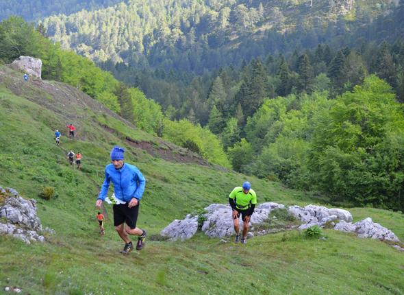 Θεσπρωτία: Δύο Θεσπρωτοί δρομείς συμμετείχαν σε αγώνα 100 χλμ. σε ύψος 2.160 μ. στο Μέτσοβο
