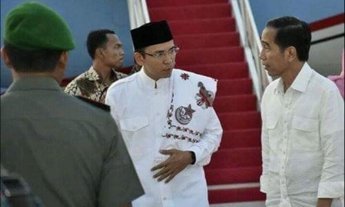 Tuan Guru Bajang Cari Tanah Leluhur di Jawa, Ternyata di Sini