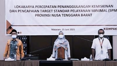 Siti Rohmi Optimis, Target Posyandu Keluarga di NTB Capai 100 Persen
