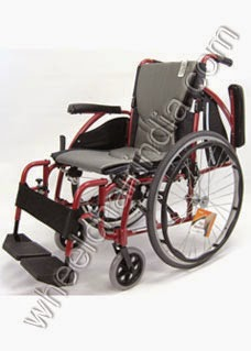 Ergonomic Manual Wheelchair