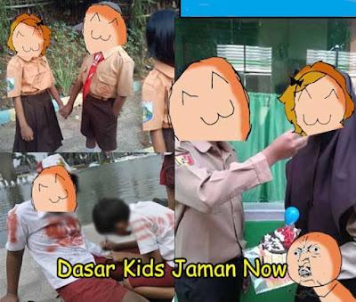 Kids Zaman Now Diarahkan Bukan Dibiarkan