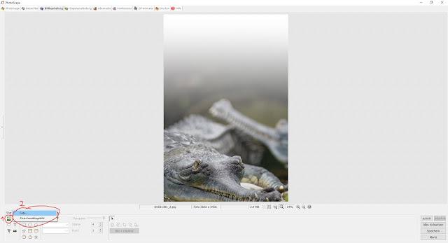 Photoscape Anleitung Bilder übereinanderlegen 3 Objekt einfuegen Auswahl Foto