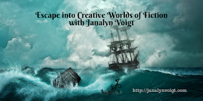 Book Journeys with Author Janalyn Voigt