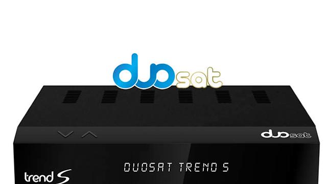 Duosat Trend S Primeira Atualização V1.0.1 - 14/05/2021