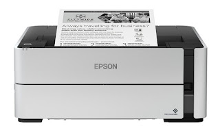 Epson EcoTank ET-M1140 Driver Downloads, Review, Price