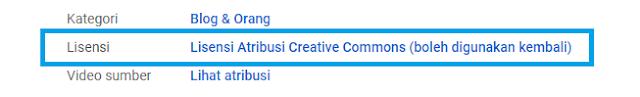 Cara Mudah Mencari Video Bebas Hak Cipta Di YouTube