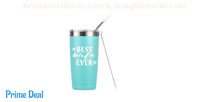50% off  Mothers Day Gifts For Women-20 Oz Insulated Tumbler