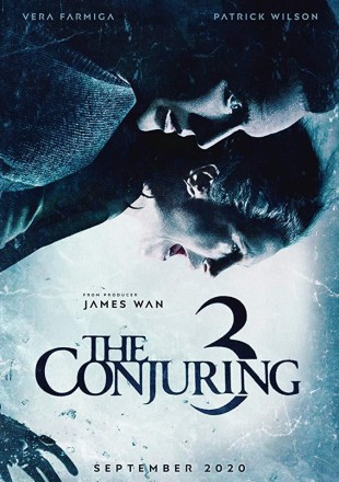 The Conjuring 3: The Devil Made Me Do It 2021 HDRip 480p 300Mb English