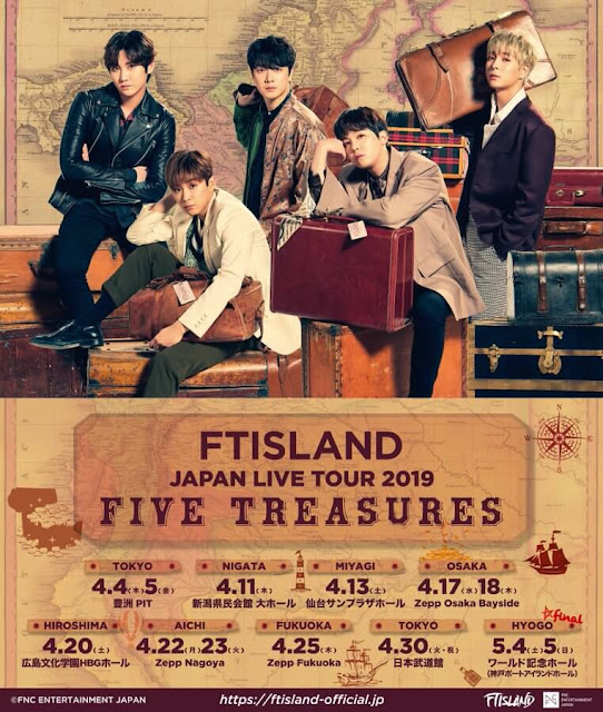 FT아일랜드  ftisland everlasting japan album comeback