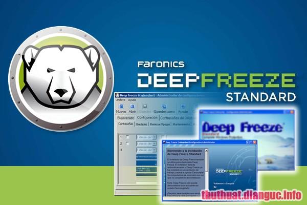 Download Deep Freeze Standard 8.56.020.5542 Full Cr@ck