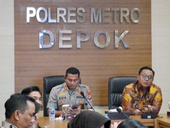 Pemkot Depok Siapkan Personil Bantu Pengamanan Natal dan Tahun Baru