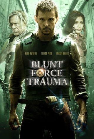 Blunt Force Trauma [2015] [DVDR] [NTSC] [Subtitulado]