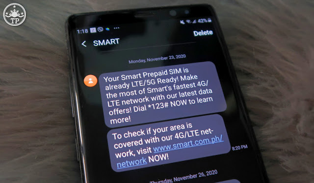 Smart Prepaid Postpaid 5G Enabled SIM Card