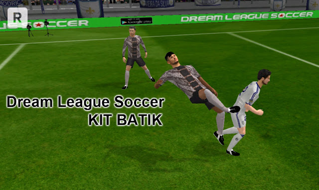 dream league soccer kit batik