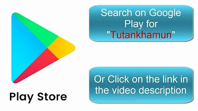 Download Tutankhamun application