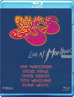 Yes: Live At Montreux 2003 [BD25]