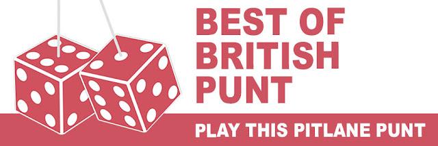Pitlane Punt: Best of British Punt