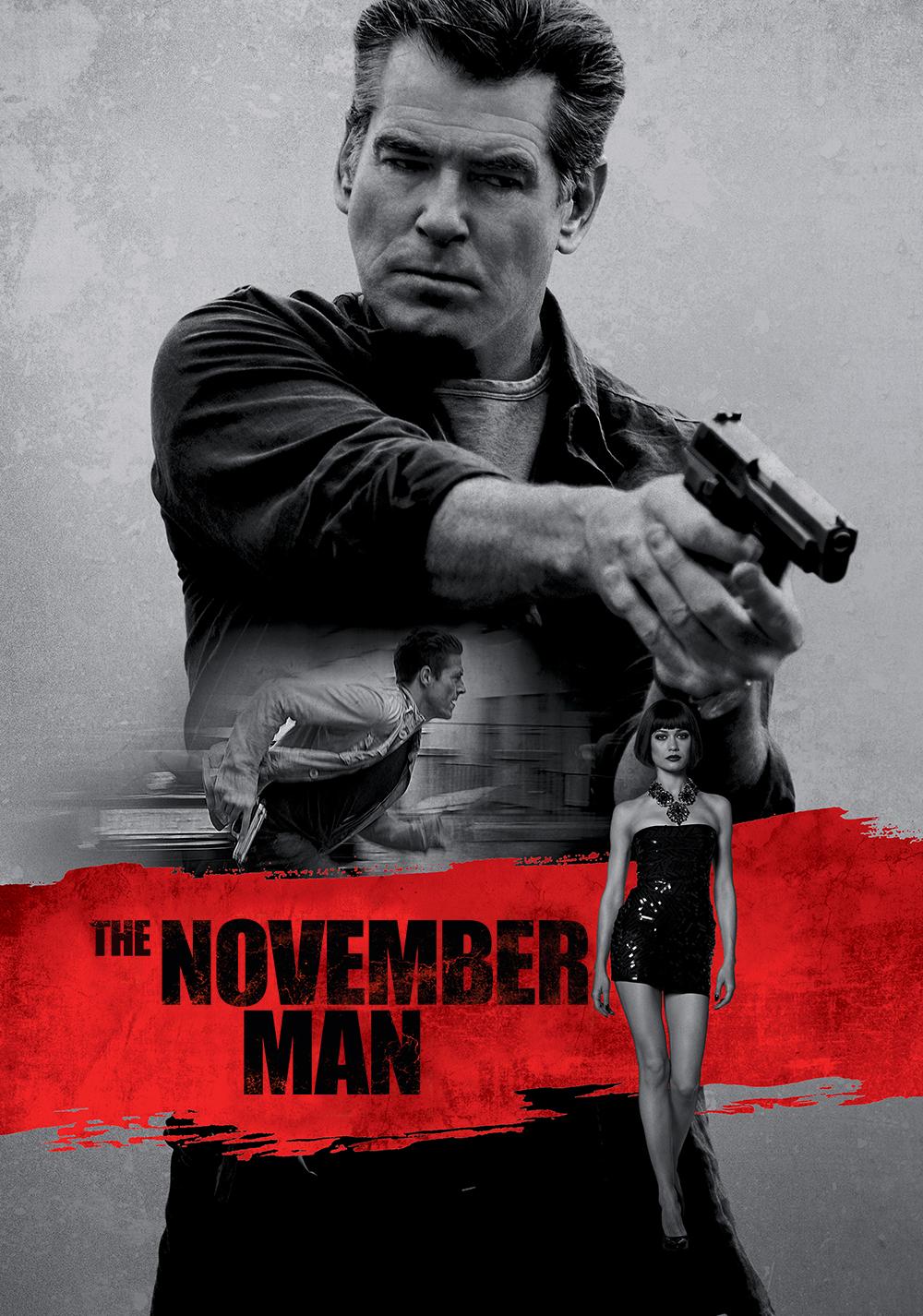 THE NOVEMBER MAN (2014) TAMIL DUBBED HD