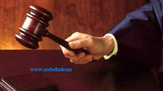 Kondisi Penegakan Hukum