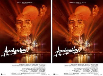 Apocalypse Now Movie Poster Screen Print by Bob Peak x Mondo