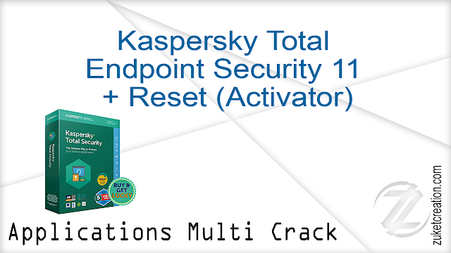 Kaspersky Total Endpoint Security 11 + Reset (Activator)      |   231 MB