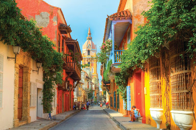 FALL IN LOVE WITH CARTAGENA