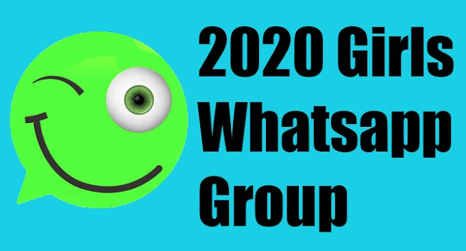 2020 Updated Girls Whatsapp Group | Best Girls Whatsapp Group Links