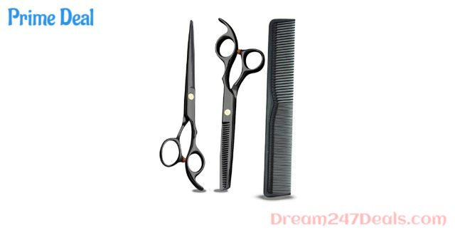 50% OFF TEAMYO Hairdressing Scissors Set