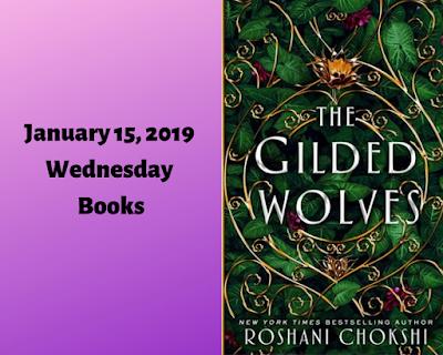 The Gilded Wolves,The Gilded Wolves #1, Roshani Chokshi, InToriLex