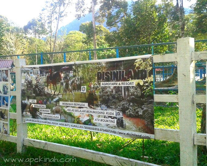 Disiniland Agrofarm & Resort Batu Kurau