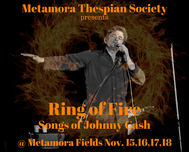 Metamora Thespian Society Presents Ring of Fire at Metamora Fields, Metamora Herald