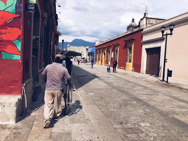 Zocalo Oaxaca City Travel
