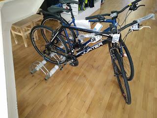 Stolen Bicycle - Jupiter Tuscan