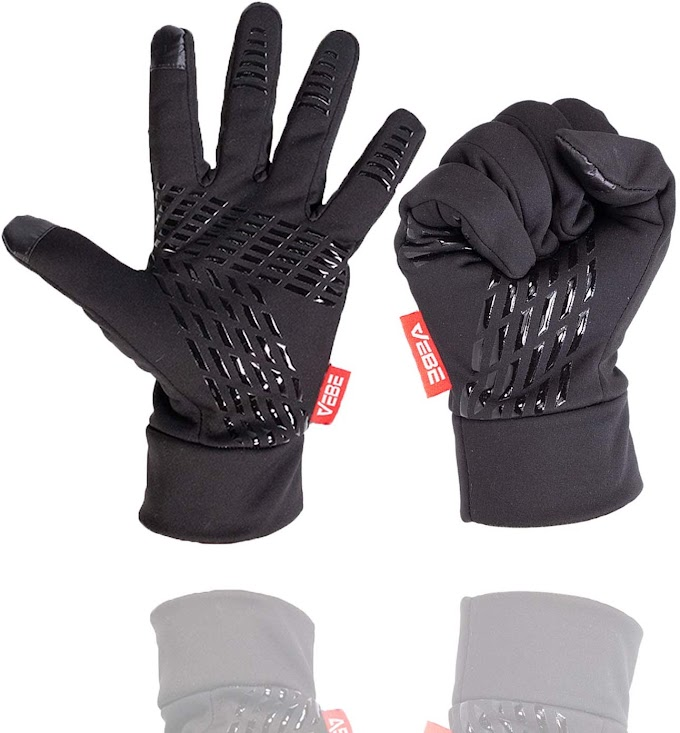 Winter waterproof & windproof gloves.   50% OFF