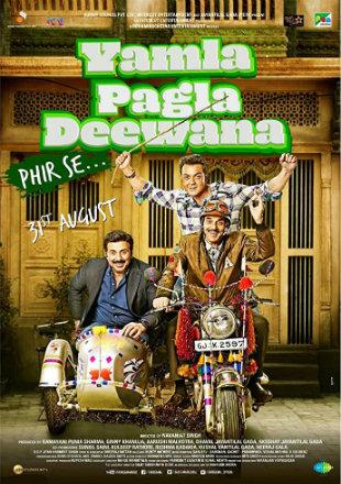 Yamla Pagla Deewana 2 2 full movie in hindi dubbed hd 720p