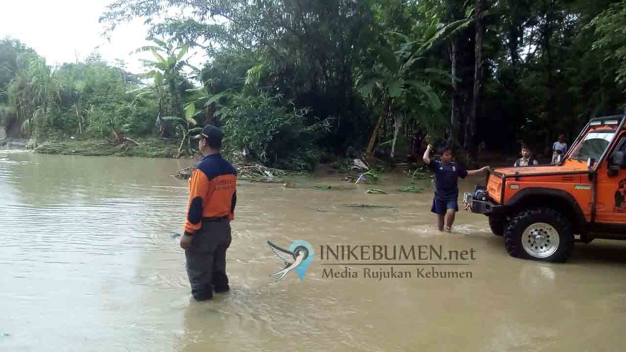 Hujan Semalaman, Enam Kecamatan Terendam Banjir dan Tujuh Kecamatan di Kebumen Diterjang Tanah Longsor