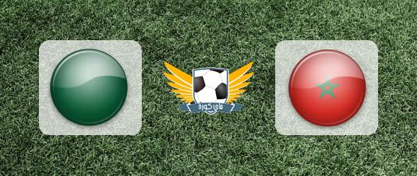 المغرب وليبيا بث مباشر