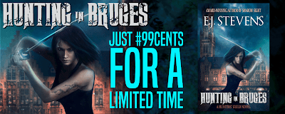 #BlackFriday #CyberMonday Hunting in Bruges #UrbanFantasy 99 Cent Book Deal