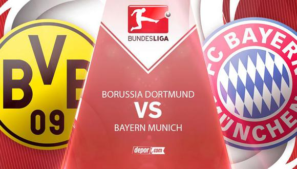 Bayern Munich vs. Dortmund vía OneFootball GRATIS: duelo de Bundesliga