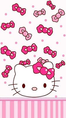 Wallpaper wa hello kitty