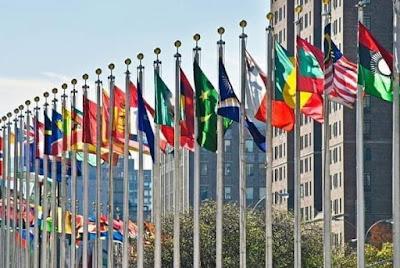 امين مجلس سفراء العالم يوجهه رسالة سلام إلى امناء وأعضاء المجلس
