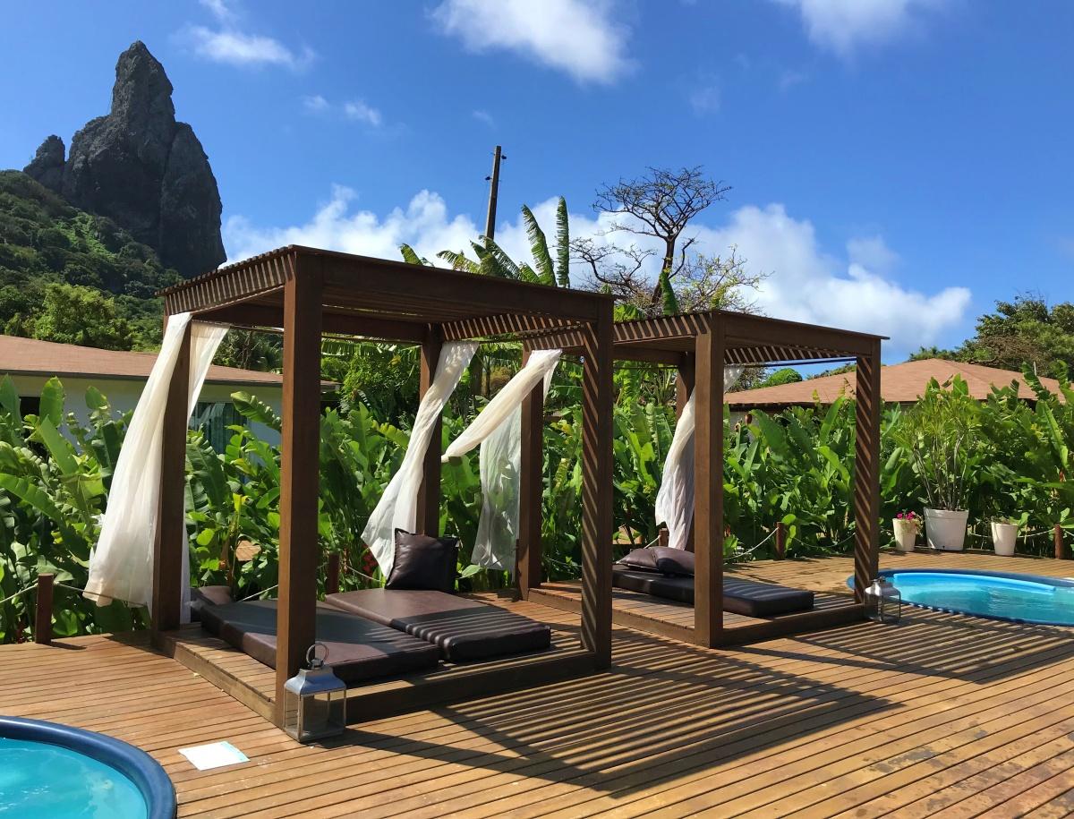 Dolphin Hotel  - Os melhores Hotéis em Fernando de Noronha