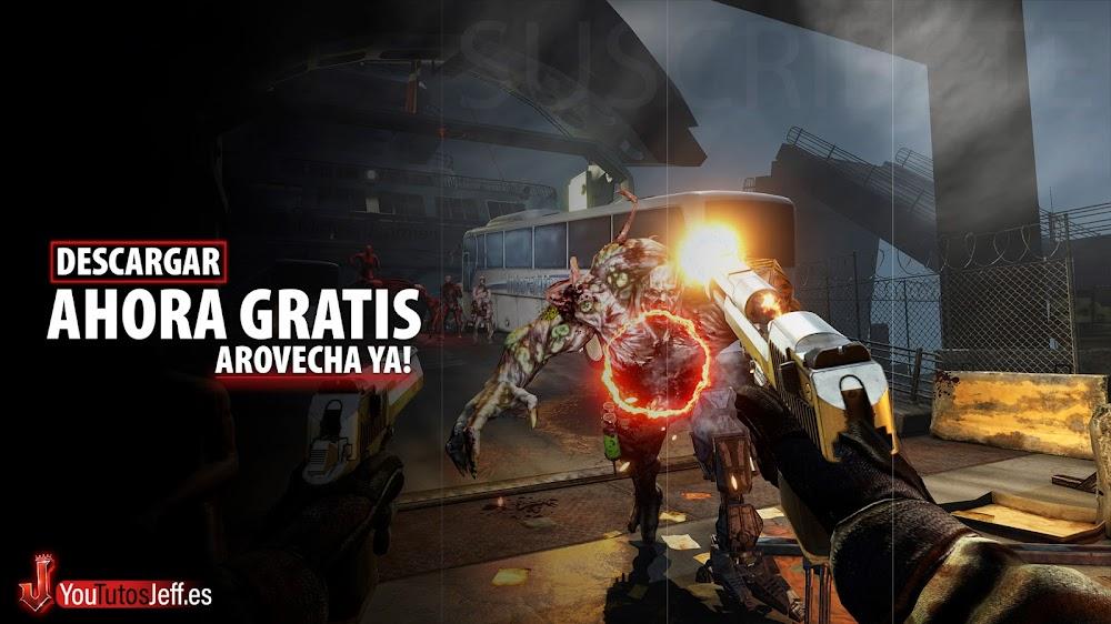 Descargar Killing Floor 2 para PC GRATIS, Aprovecha Ahora
